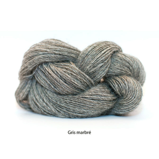 Mohair naturel ecologique sans colorant Boheme