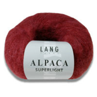 Lang Yarns alpaca superlight