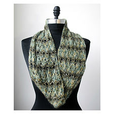 Kit tricot Artyarns snood