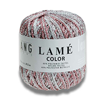 Lang Yarns Lamé Color