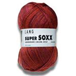 Lang Yarns Super Soxx Color Cashmere